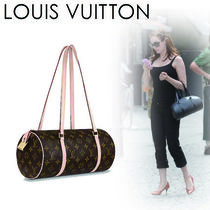 Louis Vuitton MONOGRAM Monogram Casual Style Canvas Blended Fabrics Handbags