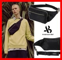 ANDERSSON BELL Unisex Street Style Bags