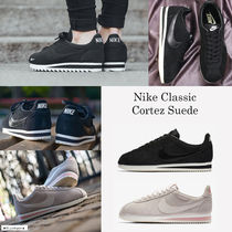 Nike CORTEZ Street Style Low-Top Sneakers