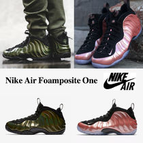 Nike AIR FOAMPOSITE Street Style Sneakers