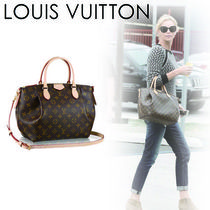 Louis Vuitton MONOGRAM Monogram Casual Style Canvas 2WAY Handbags