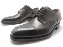 Paul Smith Straight Tip Leather Oxfords