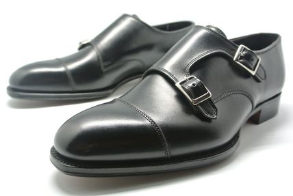 Monk Leather Loafers & Slip-ons