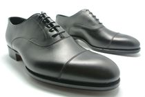 ALfred Sargent Straight Tip Leather Oxfords