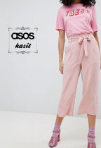 ASOS Casual Style Medium Culottes & Gaucho Pants