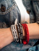 Jimmy Choo Unisex Collaboration Bracelets