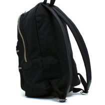 Marc by Marc Jacobs Casual Style Nylon Plain Backpacks