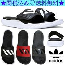 adidas Bi-color Plain Shower Shoes Shower Sandals