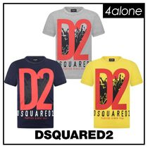 D SQUARED2 Short Sleeves T-Shirts