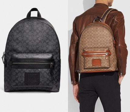Coach SIGNATURE 2018-19AW Backpacks (3121