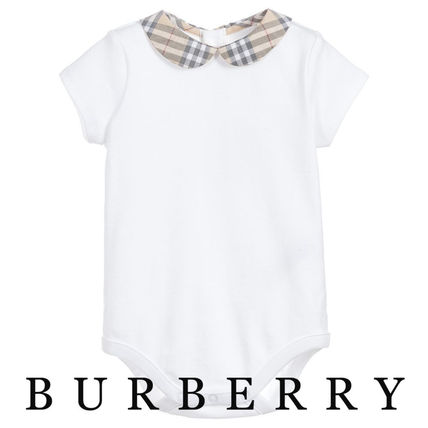 9ee8c35b6 Burberry 2018 SS Unisex Street Style Baby Girl Dresses & Rompers (38229261)  by himawarihimawari - BUYMA