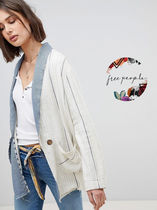 Free People Casual Style Jackets