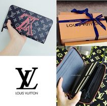 Louis Vuitton Monoglam Cambus Long Wallets