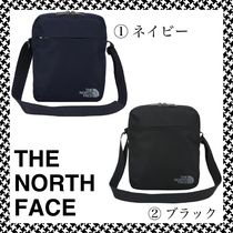 THE NORTH FACE Unisex Plain Messenger & Shoulder Bags