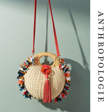 Anthropologie Straw Bags 5