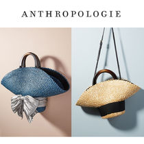 Anthropologie Straw Bags