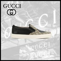 GUCCI Other Animal Patterns Leather Loafers & Slip-ons