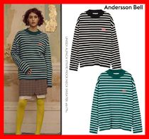 ANDERSSON BELL Unisex Street Style Knits & Sweaters
