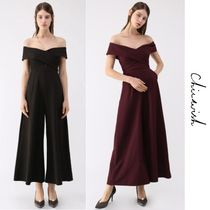 Chicwish Dungarees Plain Long Party Style Home Party Ideas Dresses