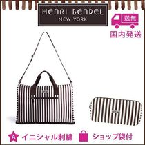 Henri Bendel 1-3 Days Soft Type Carry-on Travel Accessories