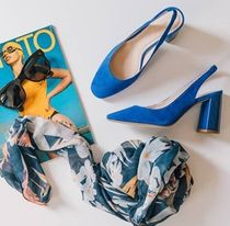 minelli Leather Pumps & Mules