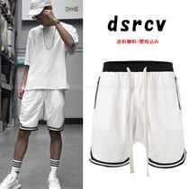 dsrcv Street Style Joggers Shorts