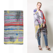 Desigual Casual Style Lightweight Scarves & Shawls