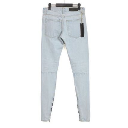 FEAR OF GOD More Jeans Unisex Denim Street Style Plain Jeans 2