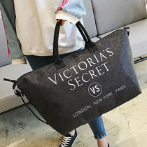 Victoria's secret Casual Style Canvas Plain Totes