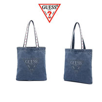Guess Street Style Collaboration Shoppers