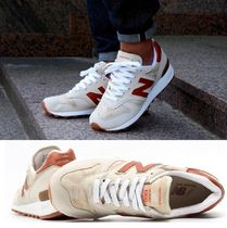 New Balance Camouflage Street Style Sneakers
