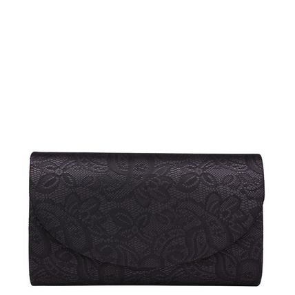 kate hill Clutches Flower Patterns Plain Party Style Clutches 4