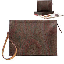 ETRO Paisley Party Style Clutches