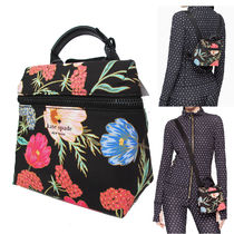 kate spade new york Flower Patterns Nylon 2WAY Backpacks