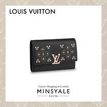 Louis Vuitton CAPUCINES COMPACT WALLET [London department store new item]