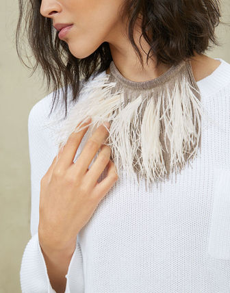 Costume Jewelry Party Style Fringes With Jewels