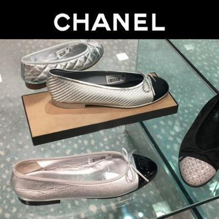 CHANEL Ballet Ballet Shoes