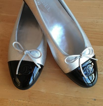 CHANEL Ballet Ballet Shoes 3