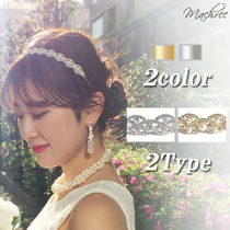With Jewels Hair Accessories