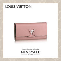 Louis Vuitton CAPUCINES WALLET [London department store new item]