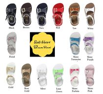 SALT WATER SANDALS SURFER Baby Girl Shoes