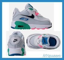 Nike AIR MAX 90 Street Style Baby Girl Shoes