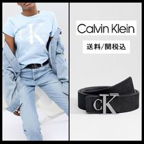 Calvin Klein Casual Style Leather Belts
