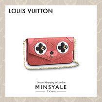 Louis Vuitton POCHETTE FELICIE [London department store new item]