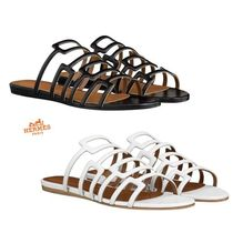 HERMES Double Sens Sandals