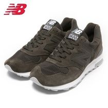 New Balance 1400 Suede Street Style Sneakers