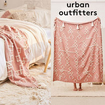 Urban Outfitters Tassel Geometric Patterns Art Patterns Throws