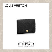 Louis Vuitton BUSINESS CARD HOLDER [London department store new item]