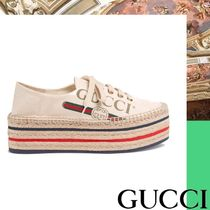 GUCCI Plain Pointed Toe Shoes