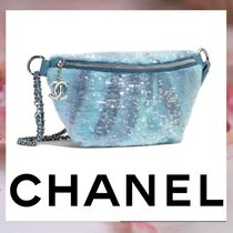 CHANEL Chain Elegant Style Bags
